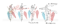 BlazBlue Izayoi Motion Storyboard 07.png