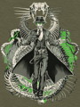 Eighty Sixed BlazBlue - Ouroboros T-shirt.png