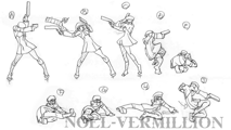 BlazBlue Noel Vermillion Motion Storyboard 01.png